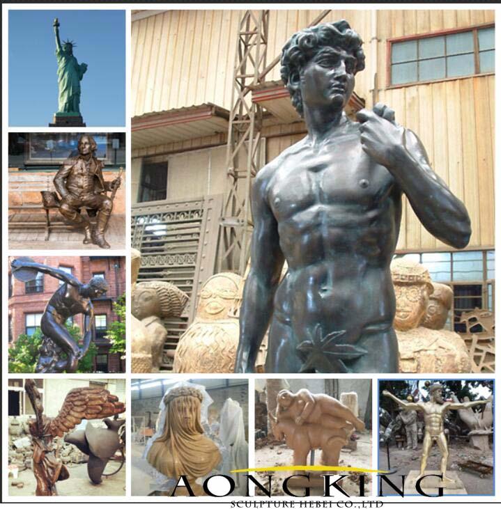 famous sculptures list
