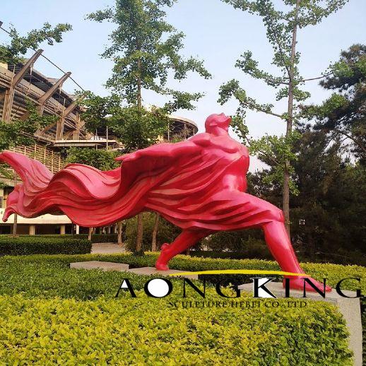 sculptures garden park