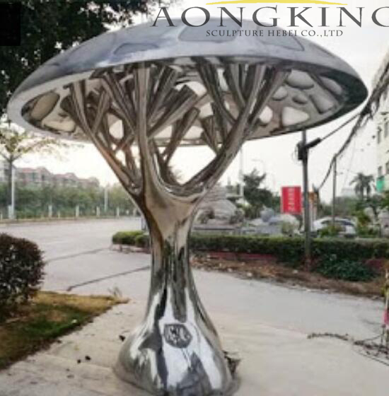 decoration art sculpture metal