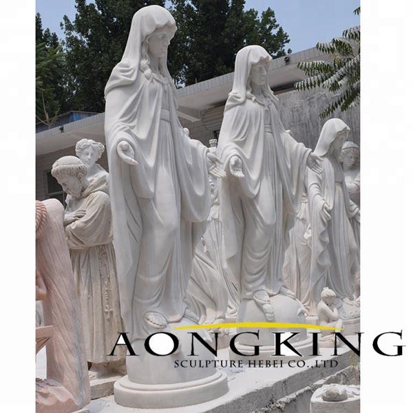 catholic-statue-stone-virgin-mary-sculpture 1