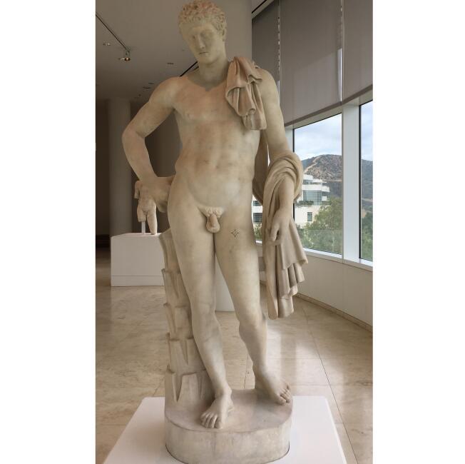 hermes sculpture