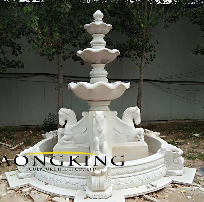 stone statues outdoor WATER FOUNTAIN
