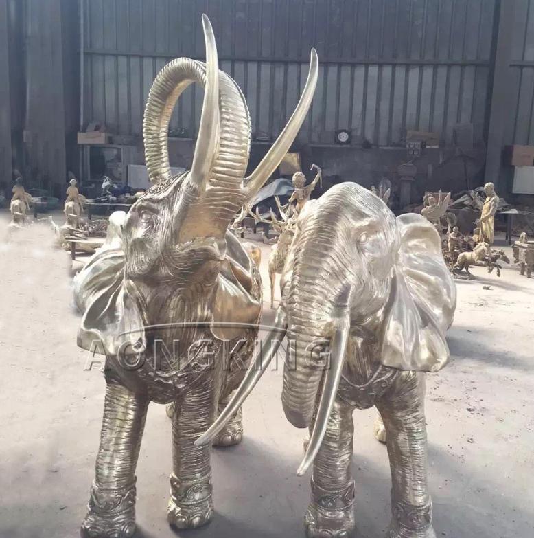 Elephant sculpture art