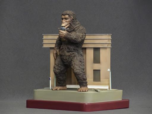 Fiberglass art animal statue
