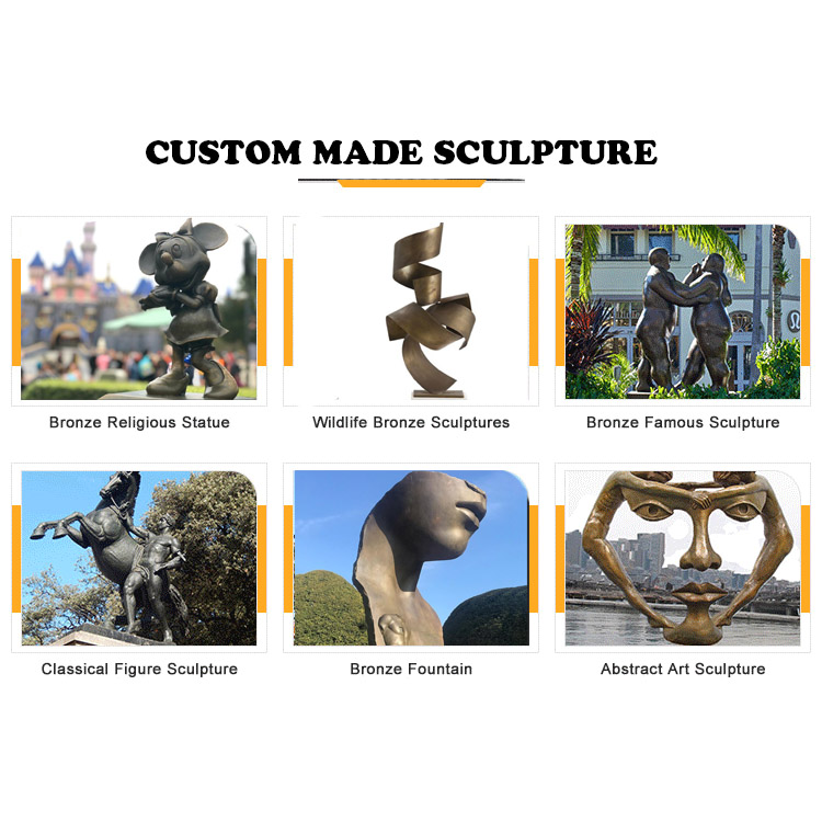 custom made more other bronze statue sculpture aongking