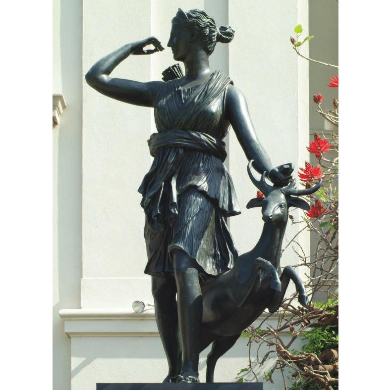 Artemis greek scuplture