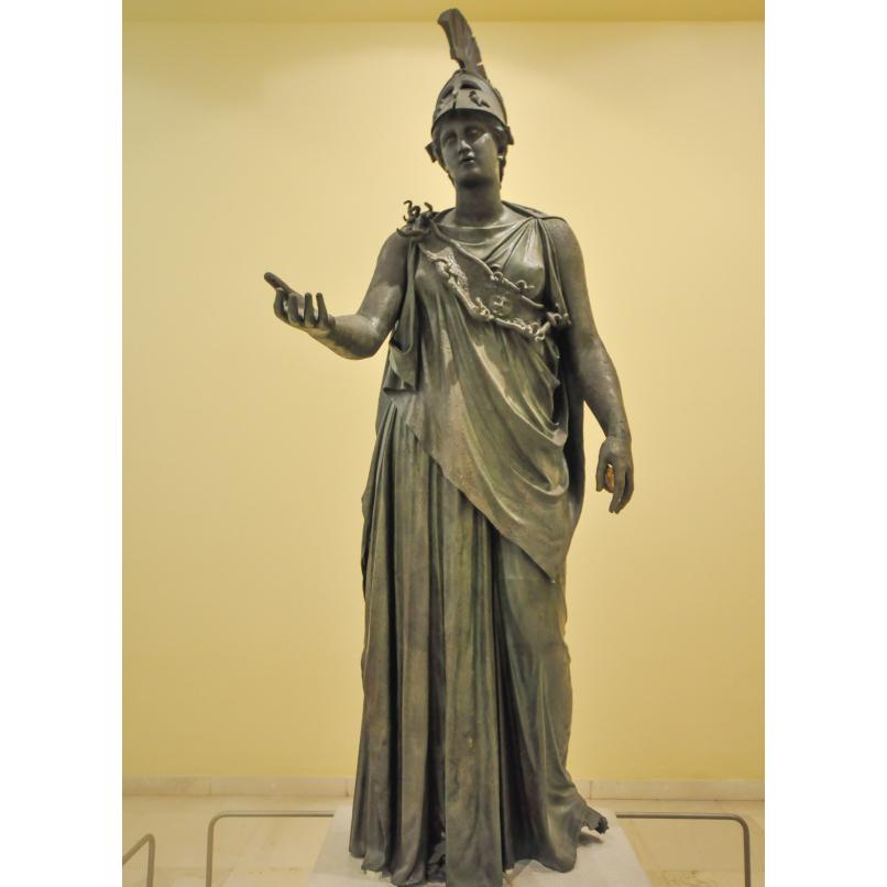 Athena greek scuplture