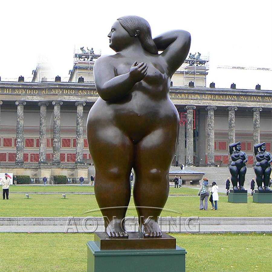 Botero famous sculpture