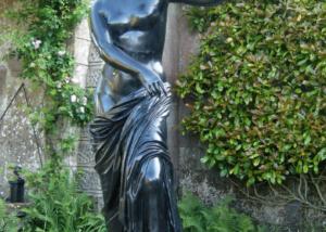 greek mythology statues
