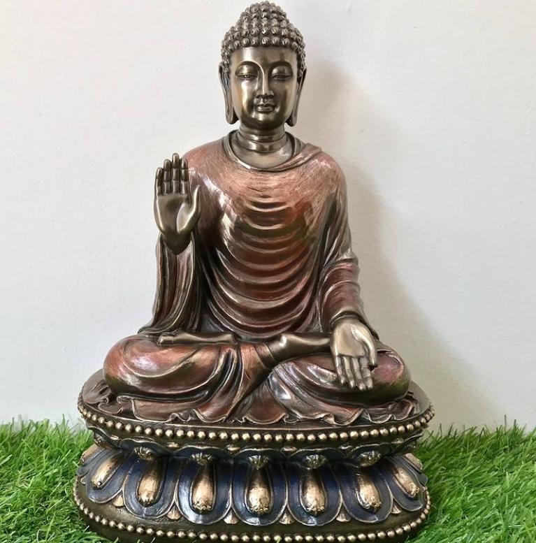 Pudai Monk Buddha Statue