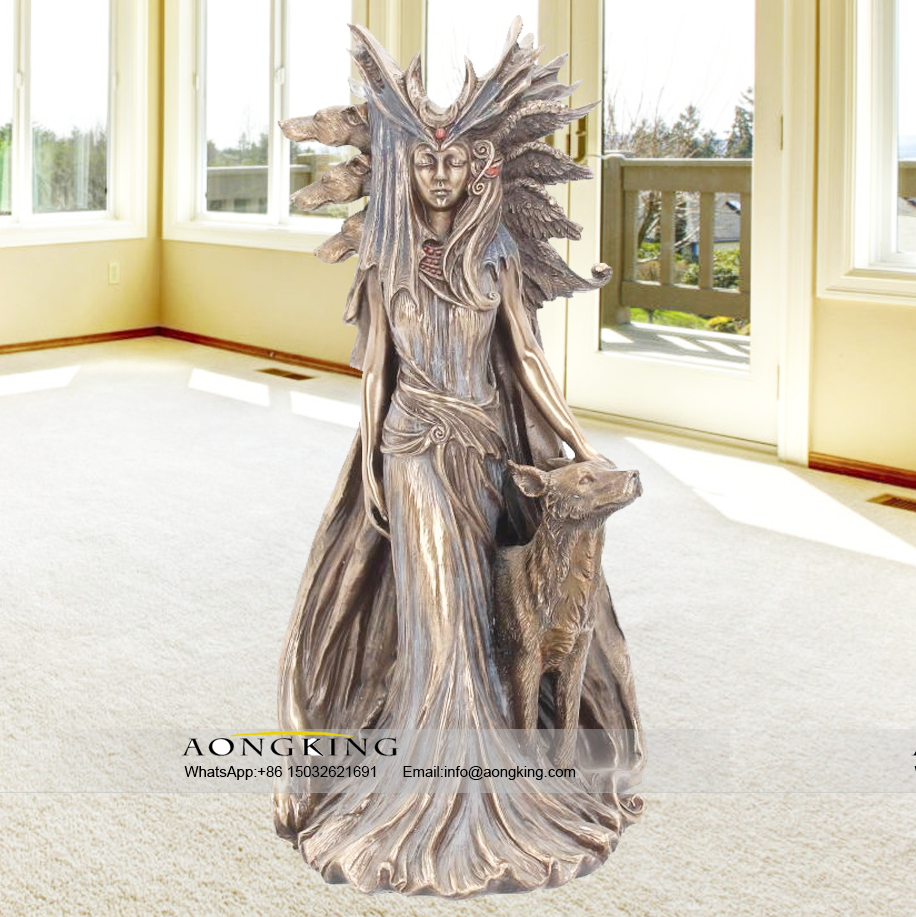 Greek mythology hera statue