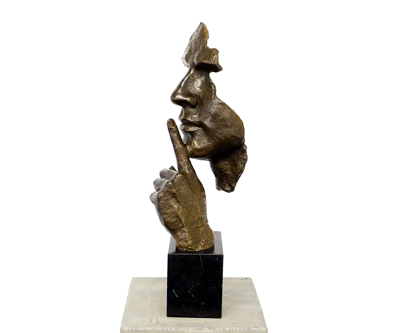 Hot selling factory price abstract expressionist modern bronze sculpture for sale