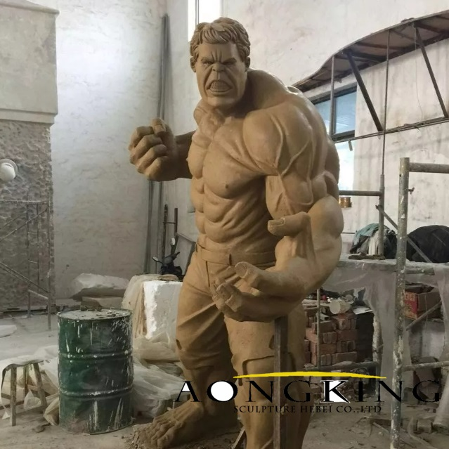 statues for sale of hulk statue