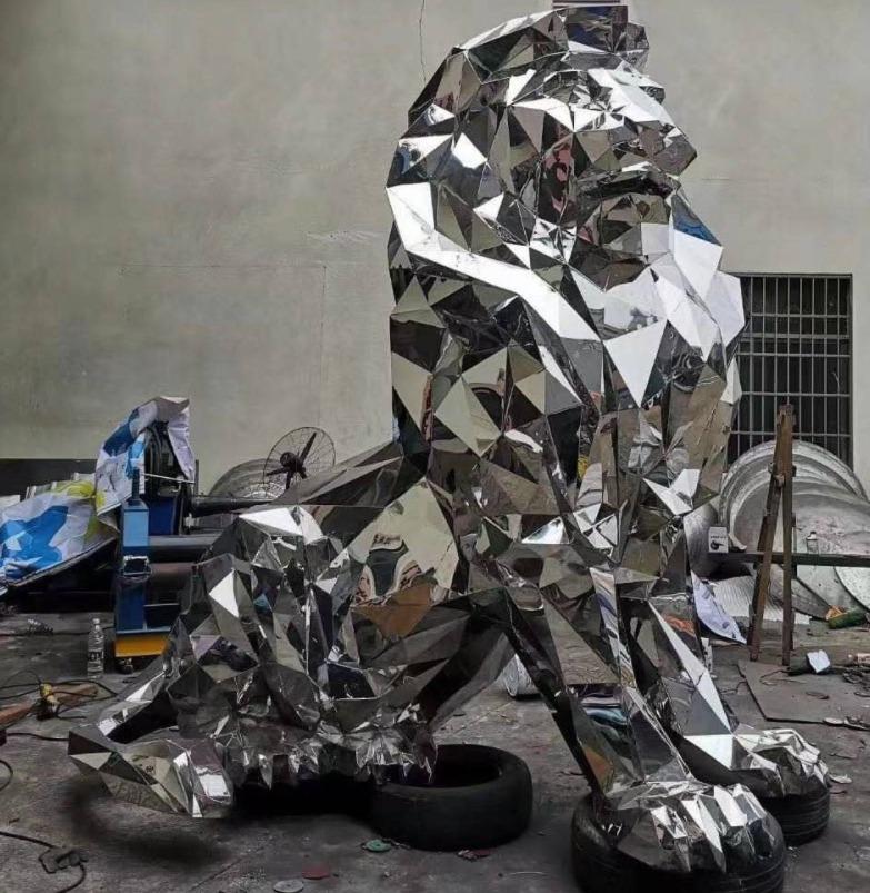 modern outdoor sculpture for sale