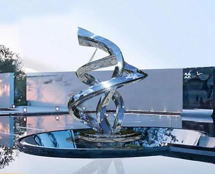 stainless sculpture (2)