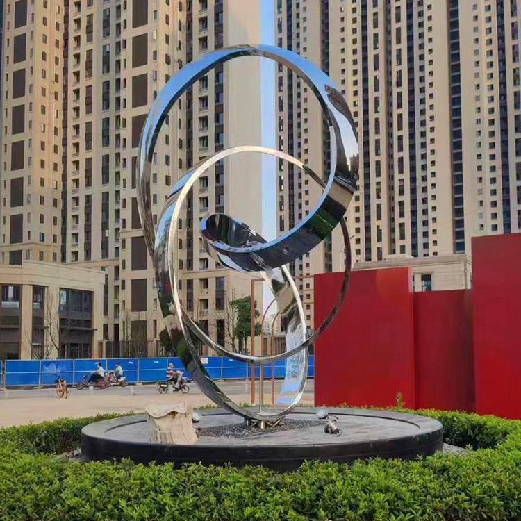 urban art sculpture