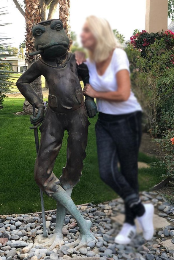 Golf Statues For Outdoor Decor, Outdoor Golf Statues